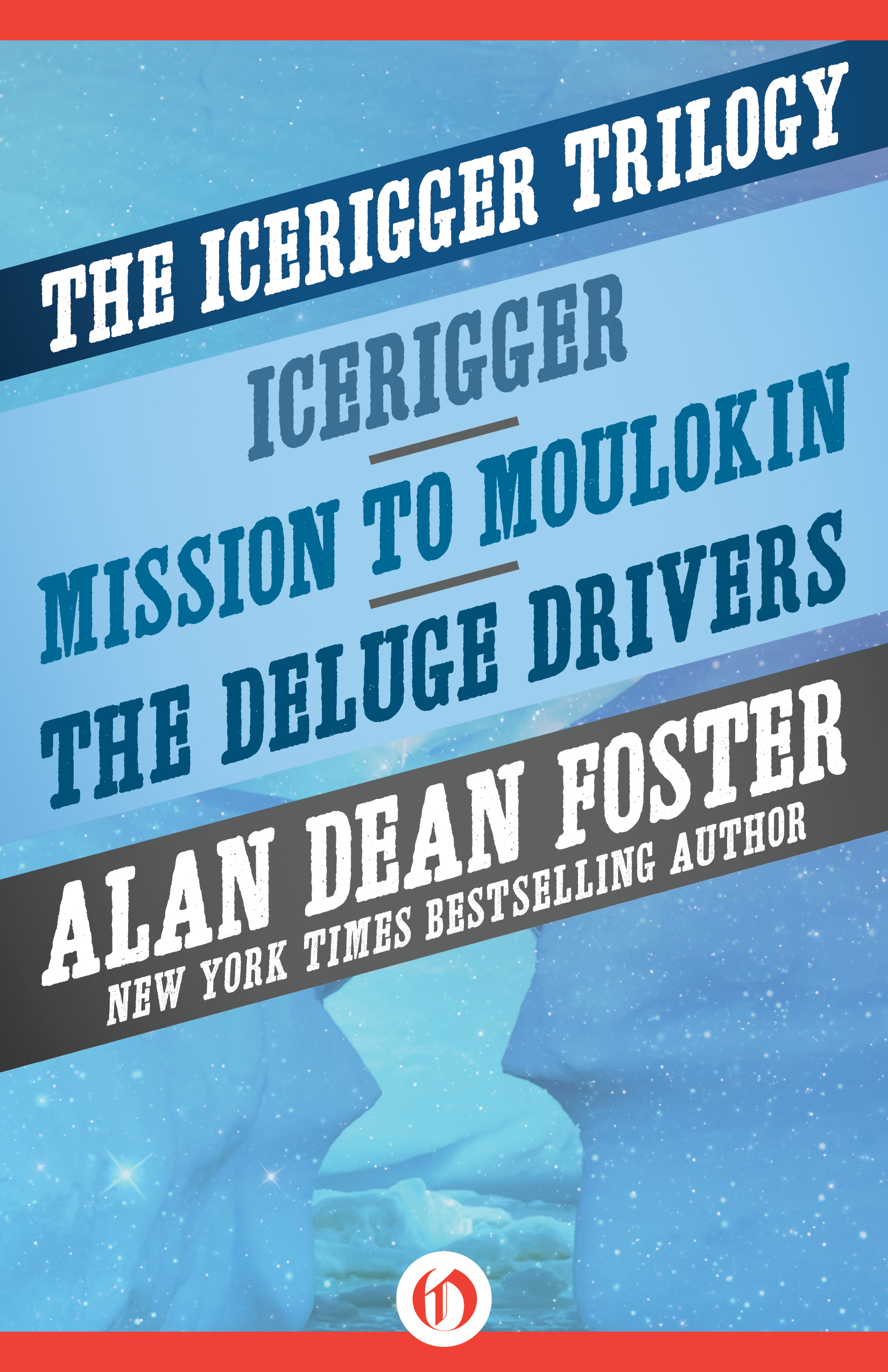 Alan Dean Foster Electrical Test Riddle No3 Generator Suddenly Short Circuit Omnibus Volume So Here They Are Finally All Three Books Together For The First Time Icerigger Mission To Moulokin And Deluge Drivers