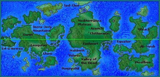 Repler (fictional planet)